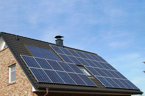 Elektriker Roskilde - solceller tag