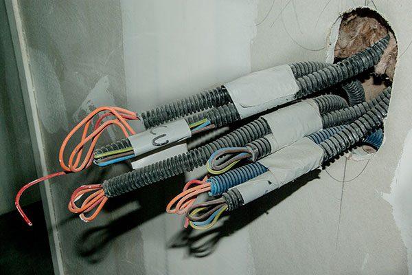 Elektriker Roskilde - strømkabler